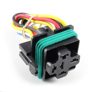 NTE Weatherproof Relay Socket for R51-5D40-12FW