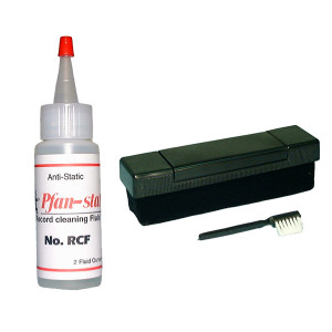PHILMORE Record Cleaning Kit
