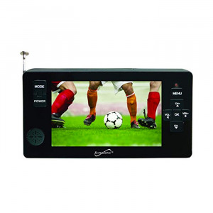 "SUPERSONIC 4.3"" Portable LCD TV"