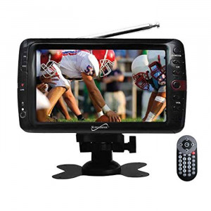 "SUPERSONIC 7"" Portable LCD TV"