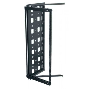 "MIDDLE ATLANTIC Swing Frame Wall Rack 20U 18"" D"