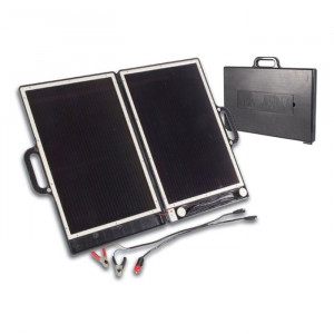 VELLEMAN Solar Panel Briefcase Design 13 Watt