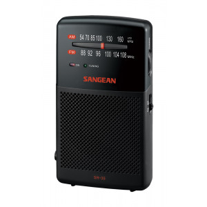 SANGEAN FM/AM Hand-Held Receiver