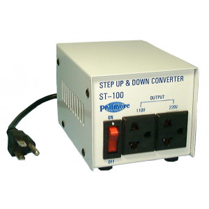 PHILMORE 100 Watt Step Up/Step Down Transformer