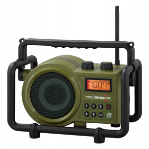 SANGEAN Toughbox Ultra Rugged Digital Radio