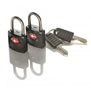 CONAIR Travel Smart Travel Sentry Padlock 2pk