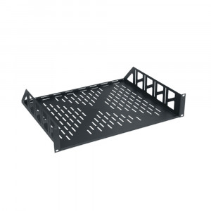 "MIDDLE ATLANTIC Rack Shelf 1U Vented 10.4""D"