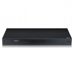 LG 4K Ultra-HD Blu-ray Disc Player