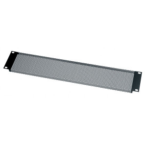 MIDDLE ATLANTIC 1U Vent Panel Perforated with 64% Open Area