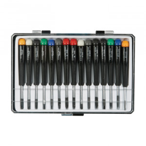 VELLEMAN 15pc Screwdriver Set