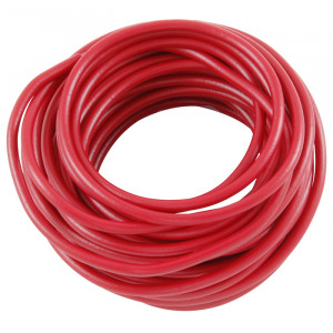 NTE Hook-up Wire 10 AWG Stranded 10ft Red