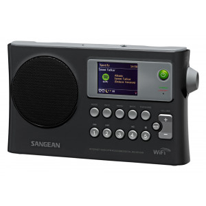 SANGEAN Internet Radio with FM-RBDS
