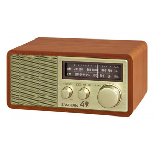 SANGEAN Analog Table Top Radio