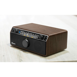 SANGEAN FM/AM Wooden Cabinet Receiver