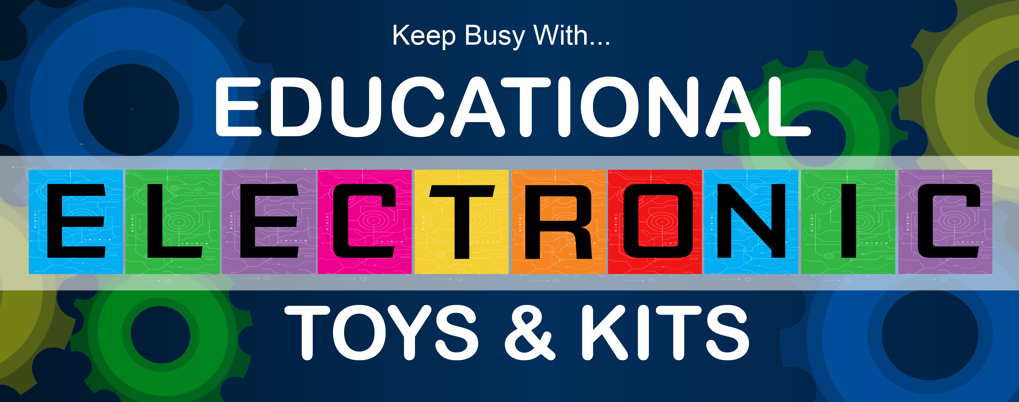 Educational Electronic Toys & Kits